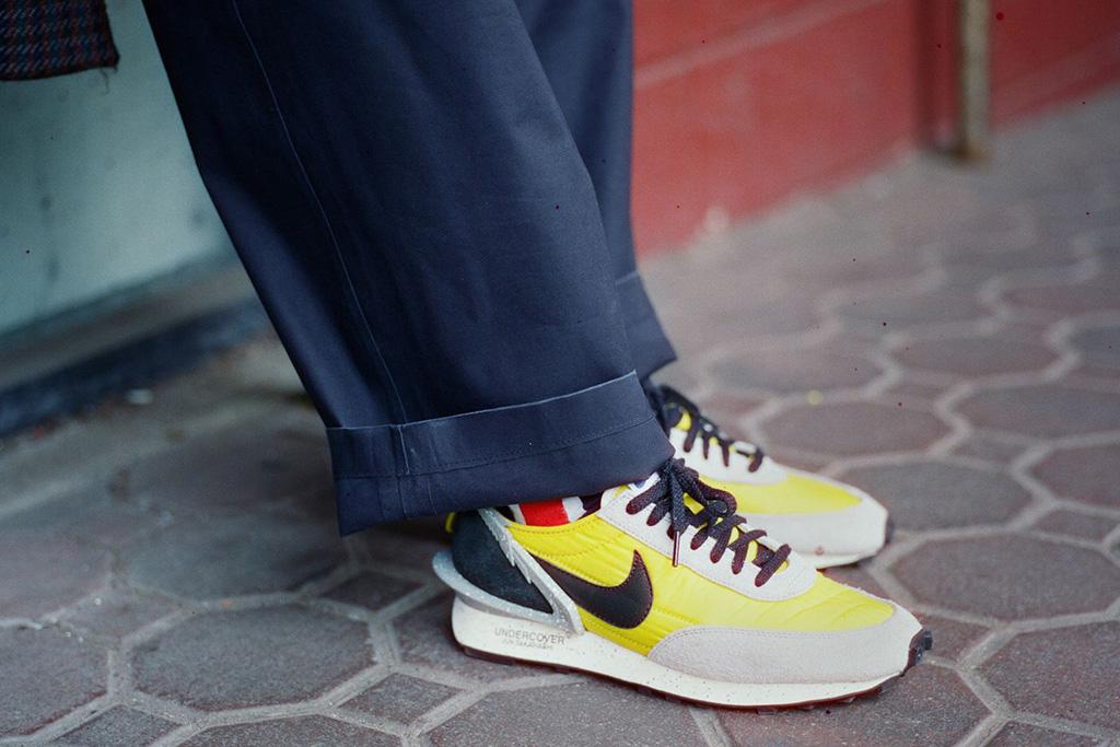 Undercover x Nike Daybreak: Release