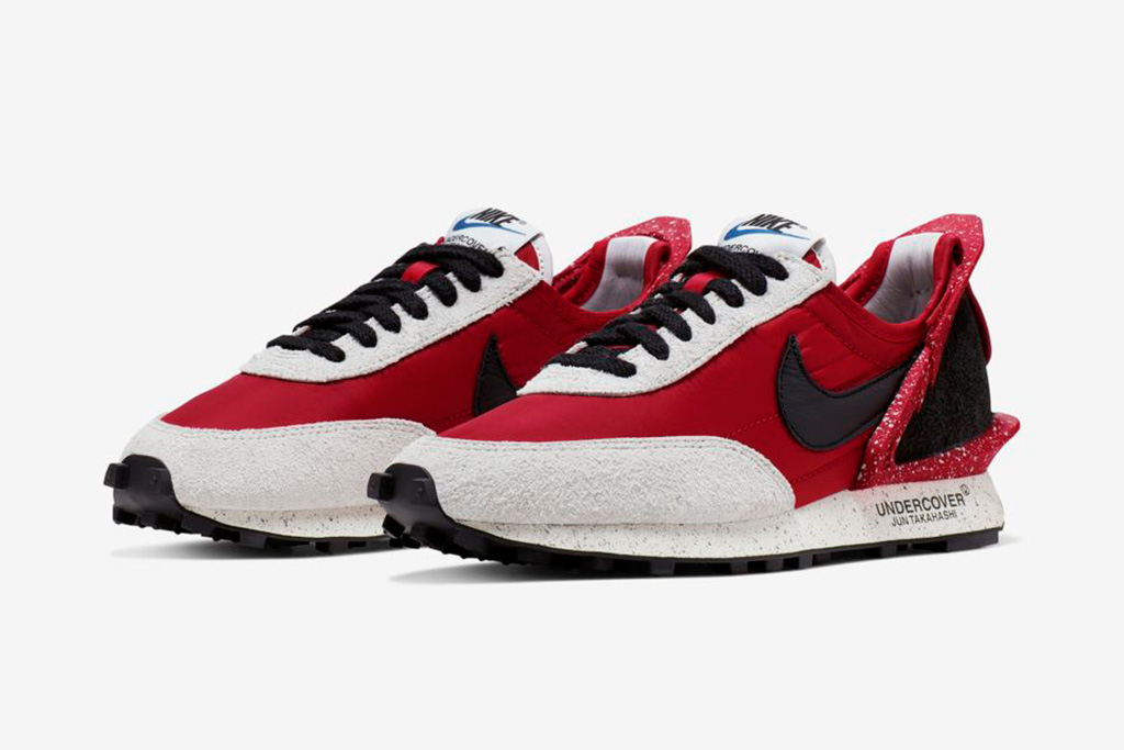Undercover x Nike Daybreak University Red