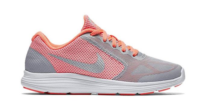 Nike Kids' Revolution 3 GS Running Shoes