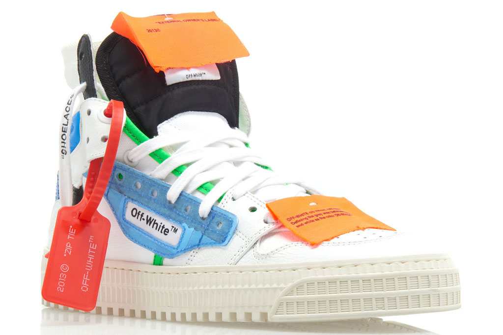 Off-White Off-Court sneaker.
