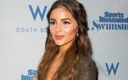 Olivia Culpo, celebrity style, sports illustrated