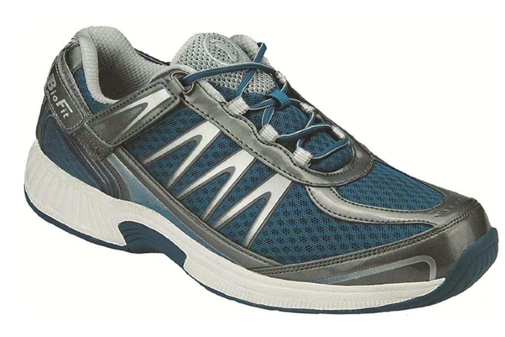 Orthofeet Biofit Sneakers, men's walking shoes