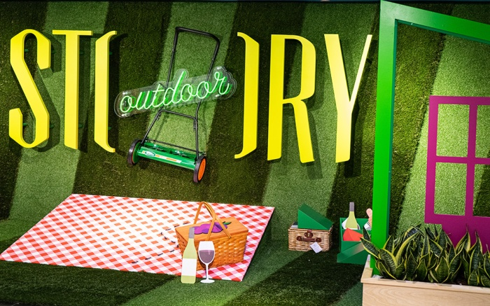 Story at Macy's: Outdoor, the retailer's second experiential concept.