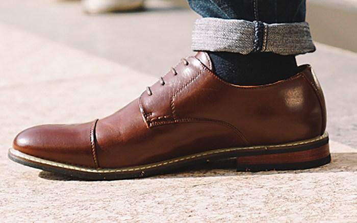 Dream Paris Prince Oxford Shoes