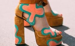 Pierre Hardy heels, platform shoes, Paris