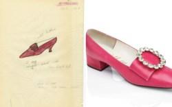 1967, Arsho Baghsarian Shoe Designs
