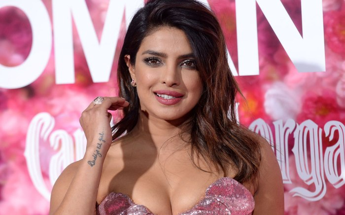 Priyanka Chopra, red carpet, celebrity style