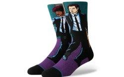 Stance, Quentin tarantino, socks, pulp fiction