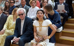 Celebrities on the Front Row at Chanel's Fall 2019 Couture Show