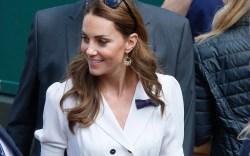 Catherine Duchess of CambridgeWimbledon Tennis Championships,