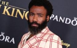 Donald Glover, Lion King Premiere