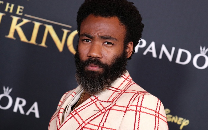 Donald Glover, Lion King Premiere