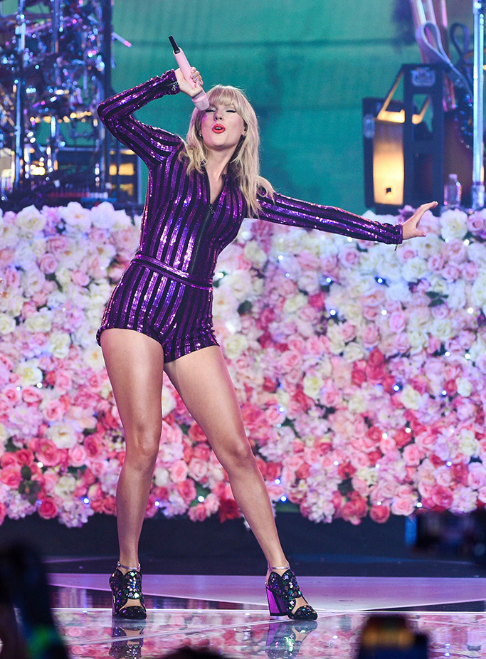 Taylor Swift, Amazon Prime Day concert, romper