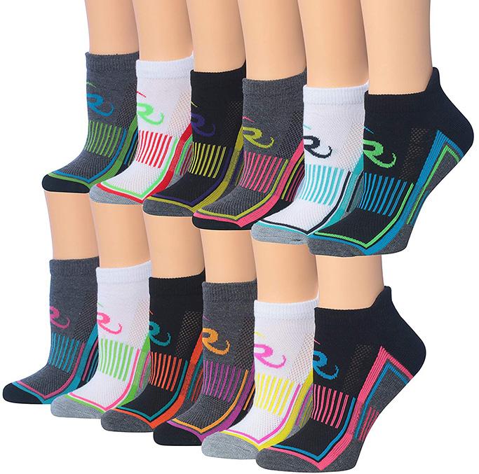 Ronnox Women's Athletic Socks running socks amazon