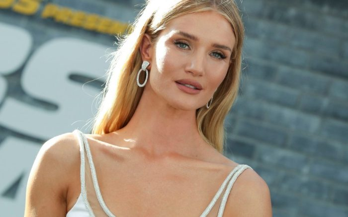 Rosie Huntington-Whiteley'Fast & Furious Presents: Hobbs & Shaw' Film Premiere, Arrivals, Dolby Theatre, Los Angeles, USA - 13 Jul 2019