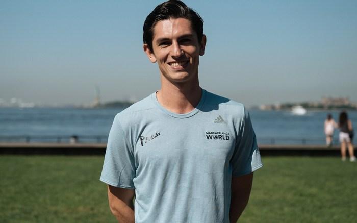 Sam Bencheghib Adidas Parley