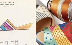1974, Arsho Baghsarian Shoe Designs