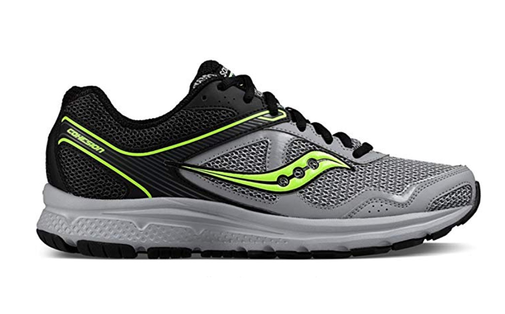 Saucony Mens Cohesion 10 Running Shoe