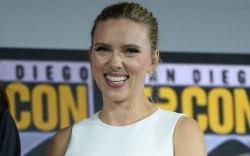 Scarlett Johansson, Comic-Con, San Diego, california,