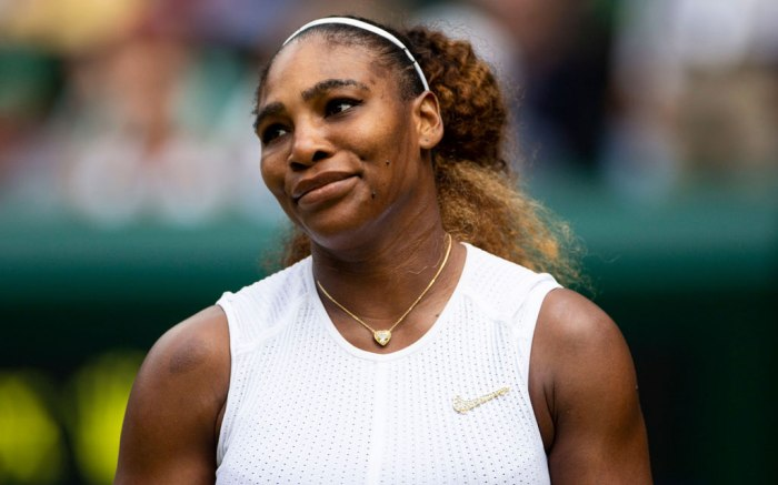 Serena Williams, Wimbledon 2019