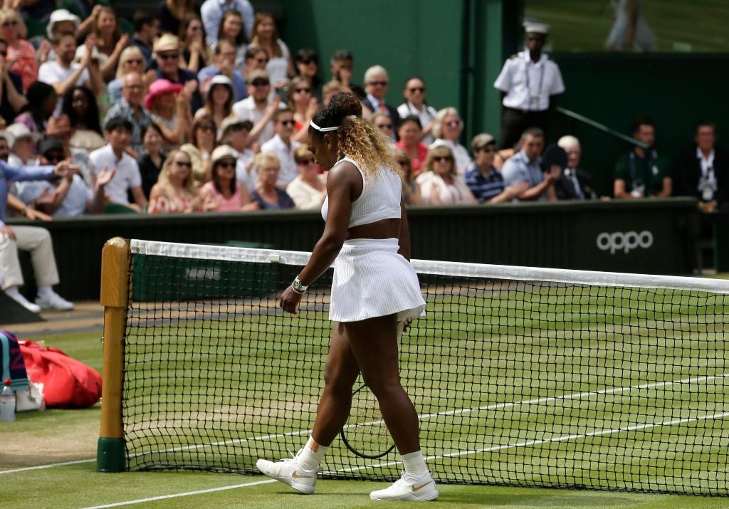 serena williams, nike, wimbledon women's singles final