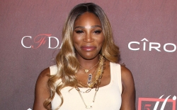Sports Illustrated Fashionable 50 launch, serena