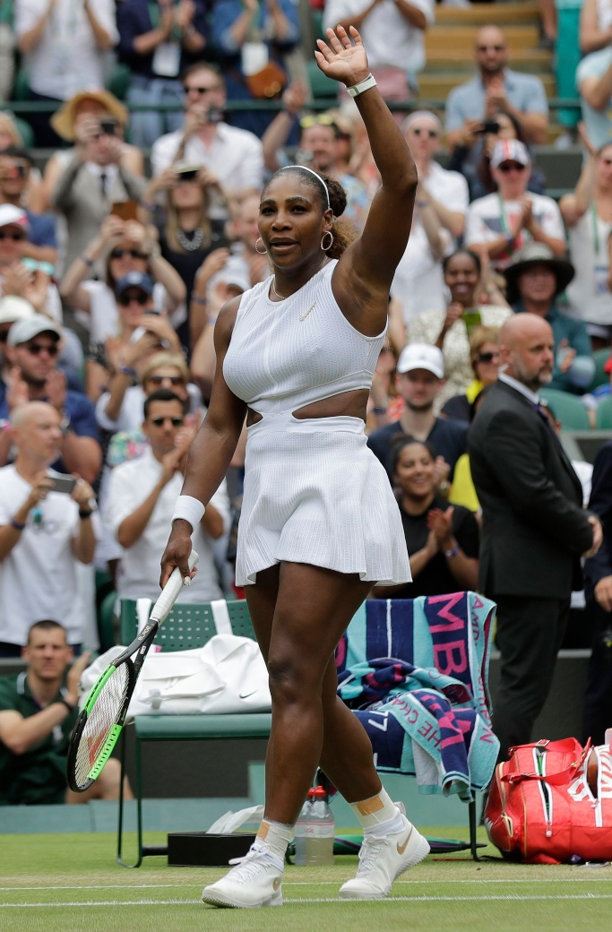 serena williams wimbledon 2019 outfit, nike