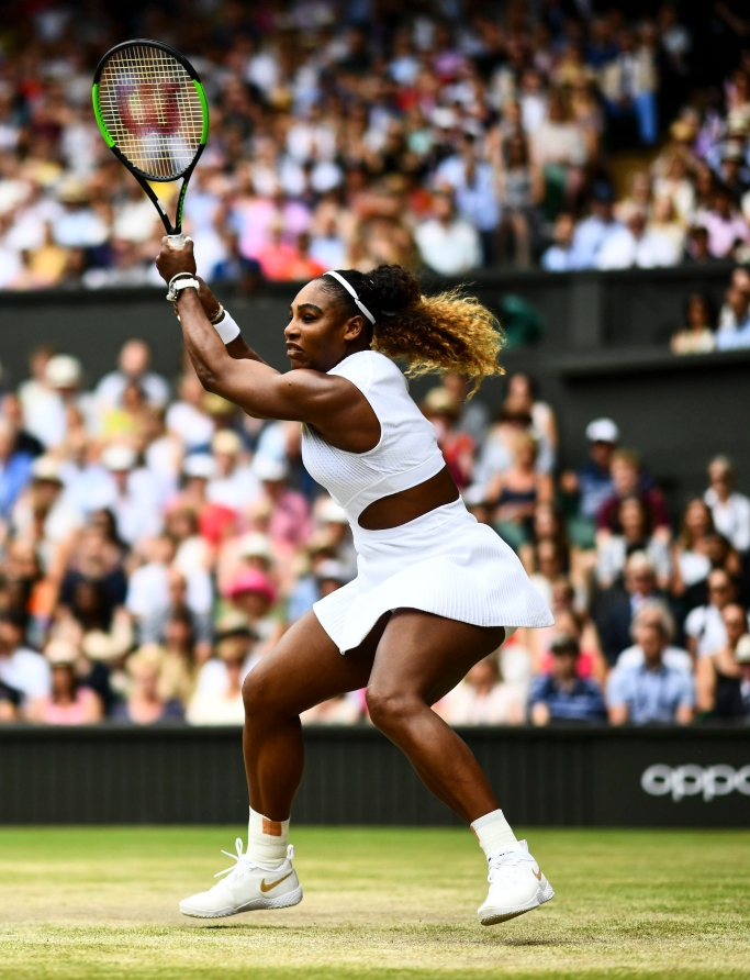 serena williams, nike, wimbledon women's singles final