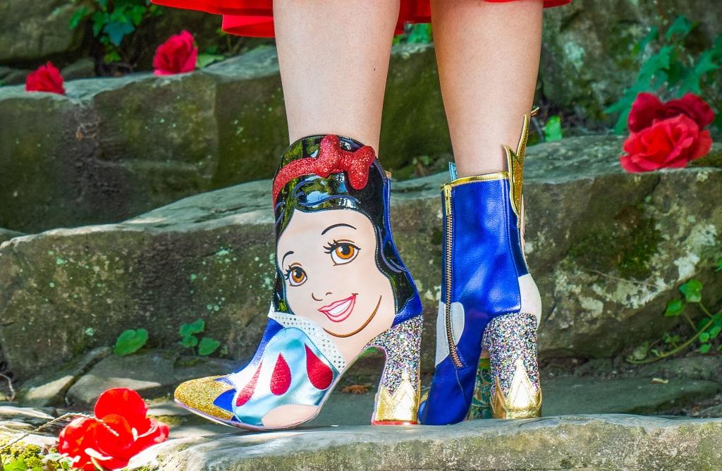 Disney Princess Shoes Reimagine Mulan
