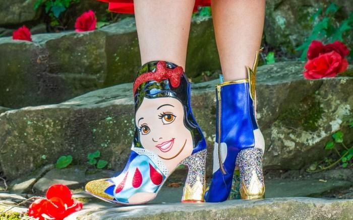 """Disney Princess X Irregular Choice """"Still The Fairest"""" boots"""