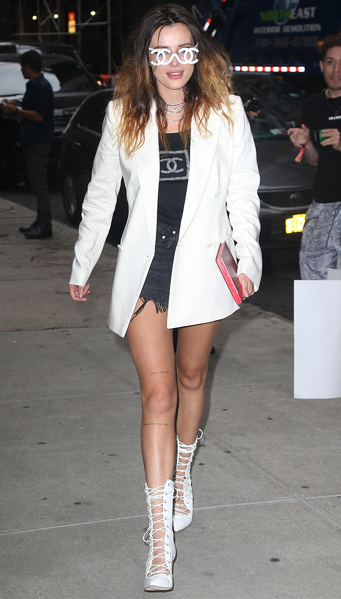 Bella Thorne, Book Launch, NYC