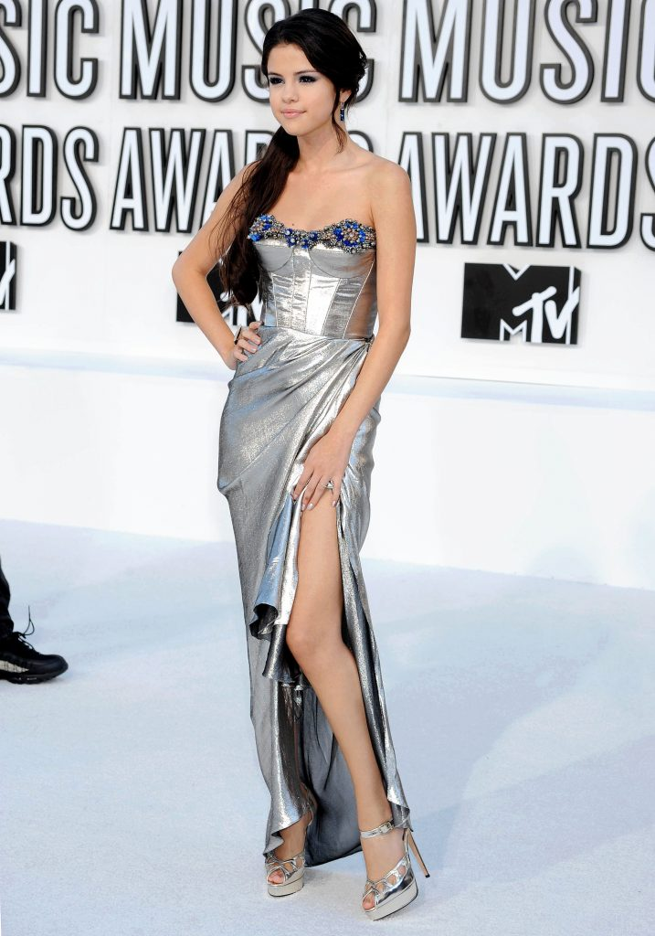 Selena Gomez2010 MTV Video Music Awards, Los Angeles, America - 12 Sep 2010