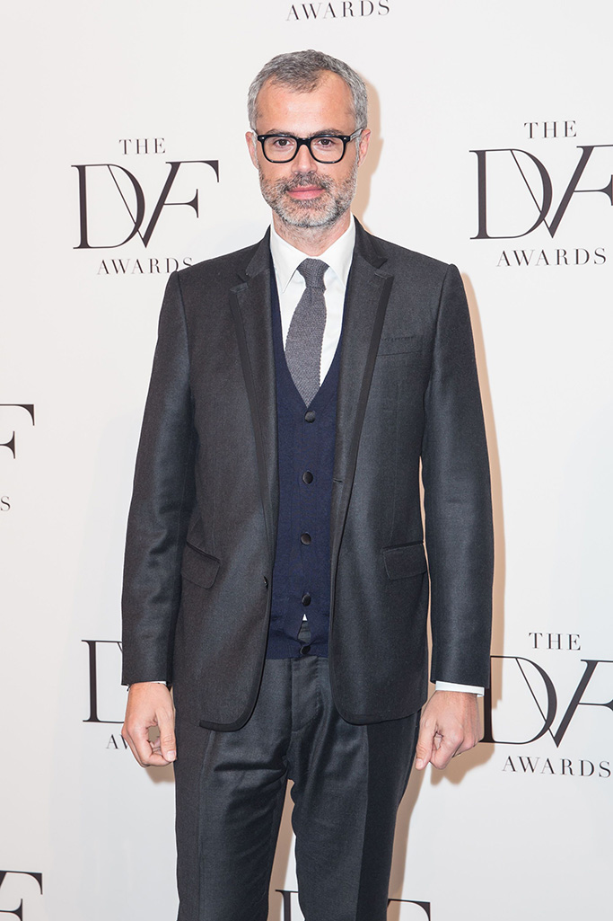 Paolo Riva 7th Annual DVF Awards, United Nations, New York, America - 07 Apr 2016
