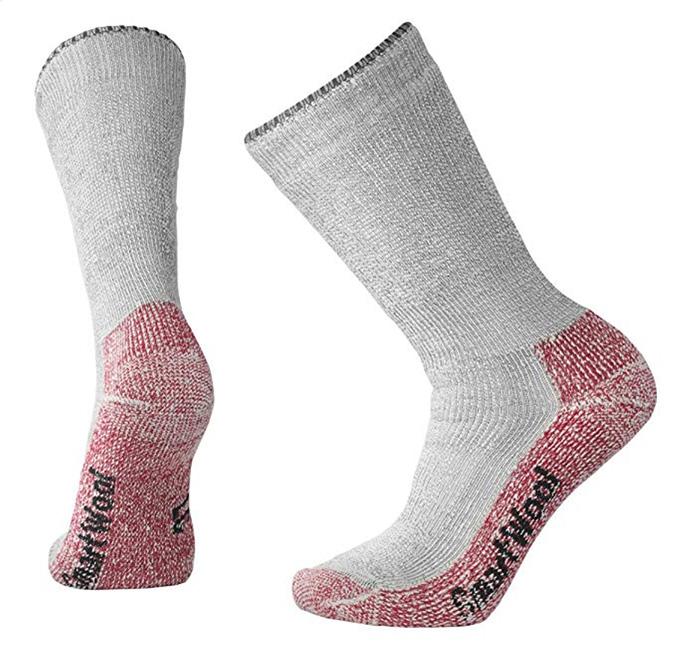 Smartwool Unisex Mountaineering Extra Heavy Crew Socks