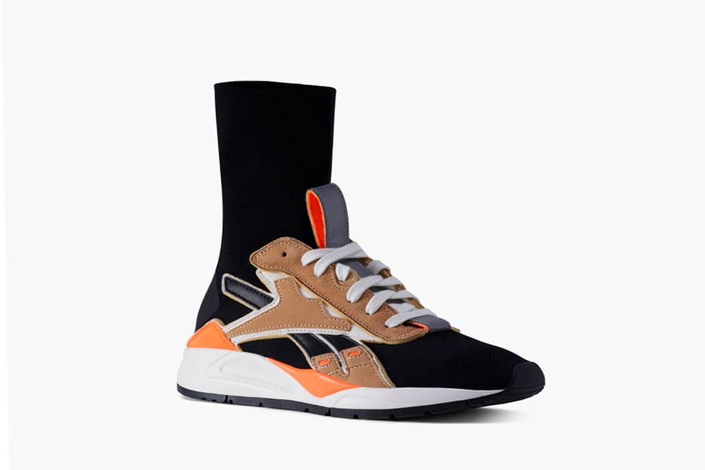 Victoria Beckham, Reebok, sneakers, Fall, Winter