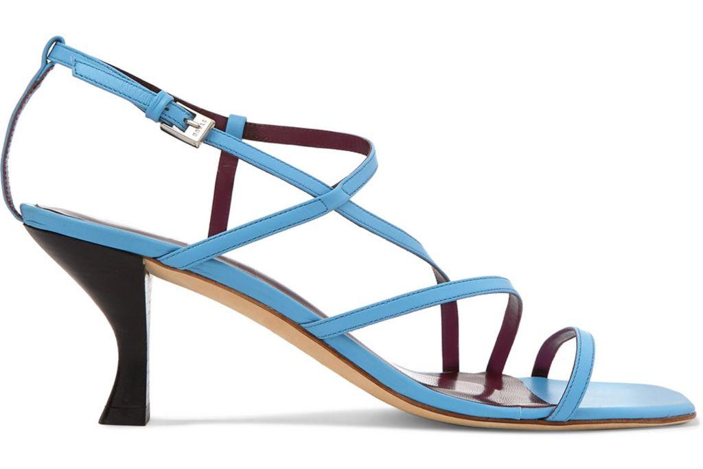 square, toe, shoe, trend, staud, gita, sandal