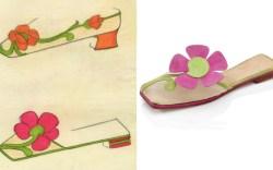 1965, Arsho Baghsarian Shoe Designs
