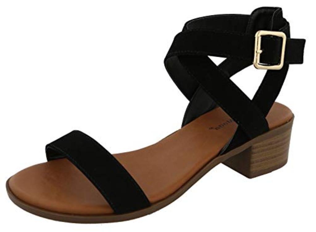 Best Women's Heeled Sandals