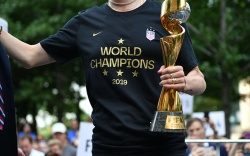 U.S. Women's Soccer World Cup 2019 Parade