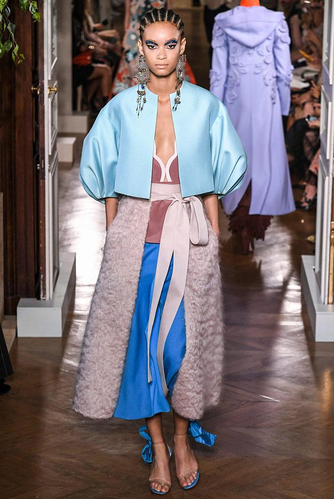 Valentino Haute Couture spring 2019.