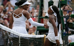 Venus Williams Cori Gauff Wimbledon