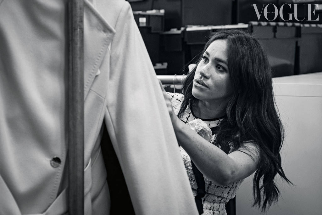 Meghan markle, British vogue September issue 2019