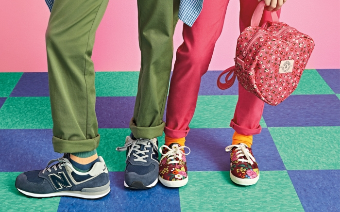 Zappos Back-to-School Kids Catalog