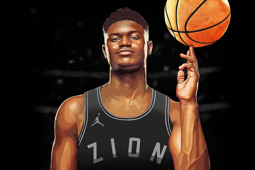 Zion Williamson Signs Jordan Brand $75M
