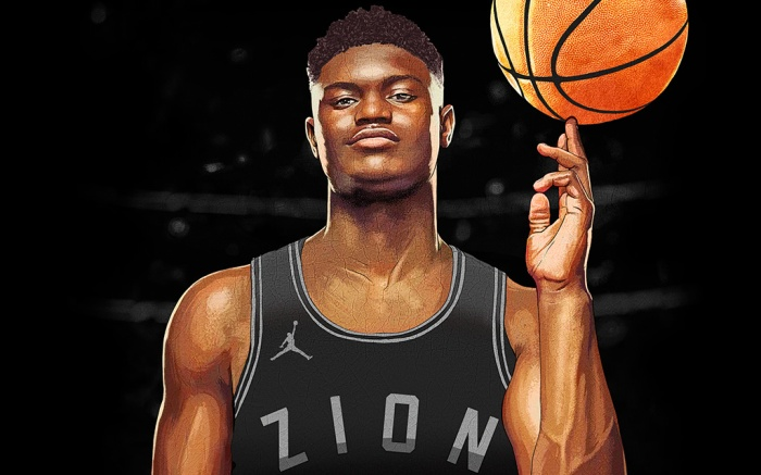 Zion Williamson Jordan Brand
