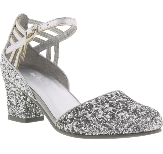 Kenneth Cole Sarah Shine Dress Heels, dress shoes with heels for little girls