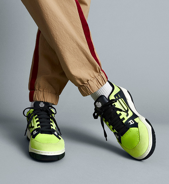 1851: Limited edition Bally Champion sneaker, shoes, fall 2019