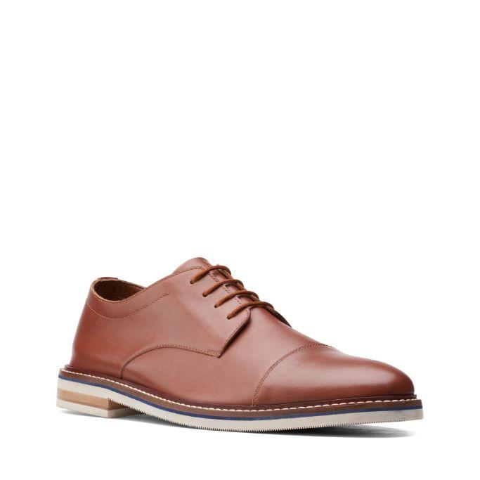 Clarks Dezmin Cap Shoe, best clarks shoes for men