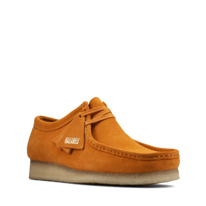 Clarks Wallabee Boot, best clarks shoes for men
