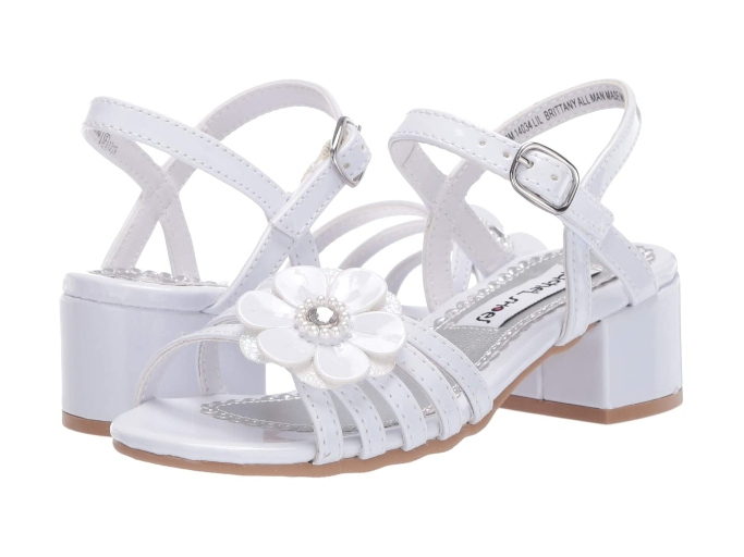 Rachel Kids Little Brittany Sandals, dress shoes with heels for little girls